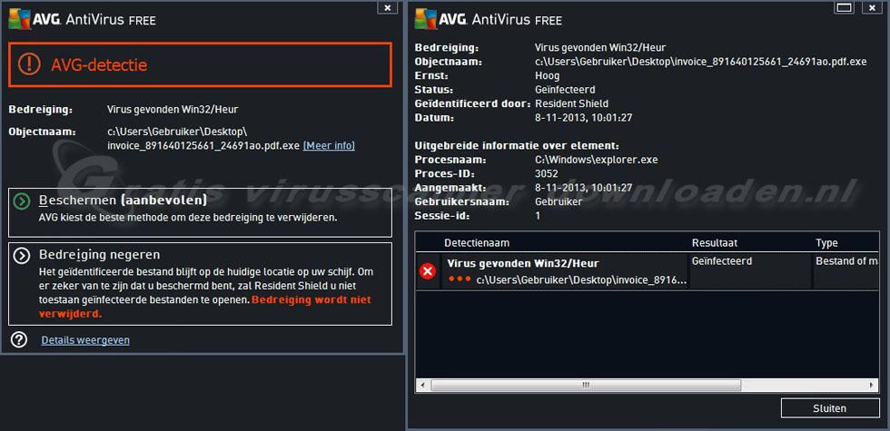 AVG Resident Shield