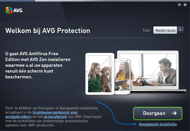 AVG AntiVirus Protection