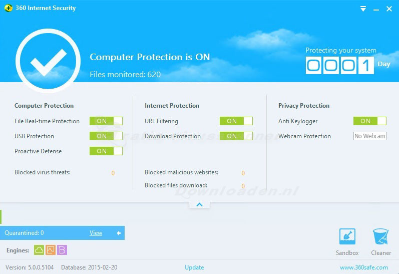 Qihoo-360-Internet-Security-default