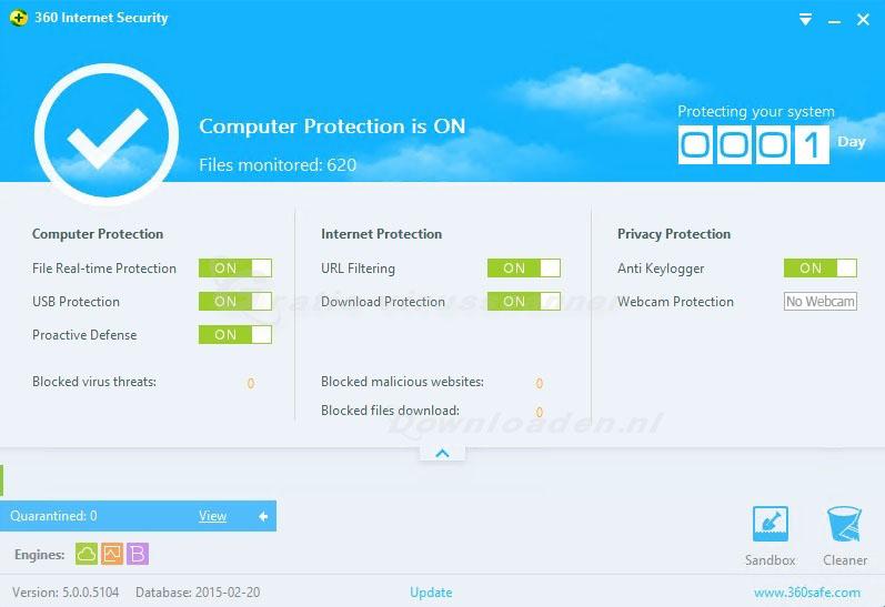 Qihoo-360-Internet-Security-default