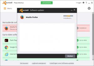 avast! Free Antivirus Software updaten